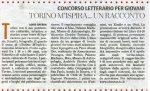 """""""Torino m'ispira … un racconto"""""""